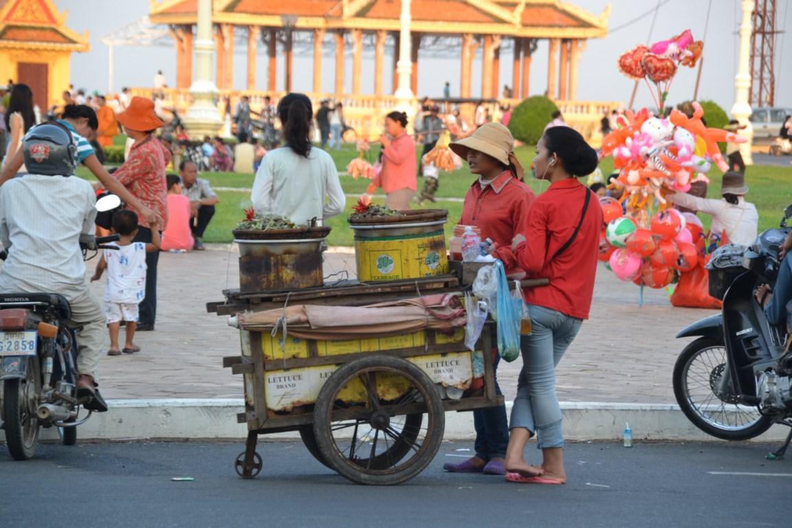 Coques, Phnom Penh, Cambodge (Copier)